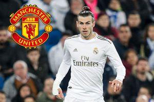 CHUYỂN NHƯỢNG M.U: Real rao bán Bale cho Quỷ đỏ với giá 'rẻ như cho'