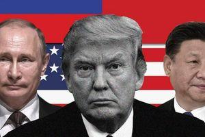Chuyên gia Nga: 'Tam giác Mỹ-Trung-Nga chuyển sang thế một chọi hai'