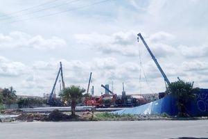 Hải Phòng: Hoàn thành thi công ép cọc phần móng 11 khối nhà 5 tầng Dự án xây dựng khu nhà ở xã hội xã An Đồng