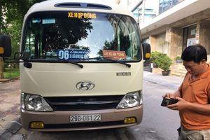 Hà Nội: Ba xe đưa đón học sinh trường Lương Thế Vinh không có hợp đồng