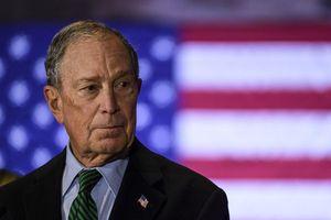 Tỷ phú Bloomberg chi 100 triệu USD để giúp ông Biden thắng TT Trump
