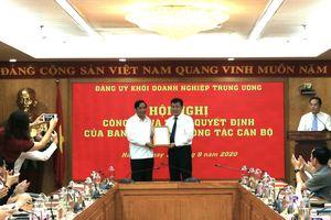 Đồng chí Nguyễn Đức Phong làm Phó Bí thư Đảng ủy Khối DN Trung ương