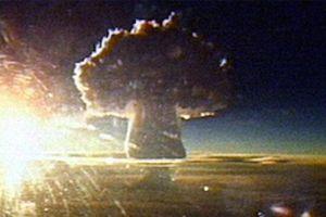 Nga giải mật video vụ nổ bom hạt nhân mạnh nhất lịch sử