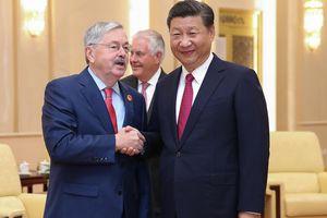Đại sứ Mỹ tại Trung Quốc từ chức sau 3 năm đảm nhiệm