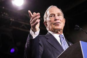 Bầu cử Mỹ: Tỷ phú Bloomberg chi 100 triệu USD để hỗ trợ ứng viên Biden tại bang Florida