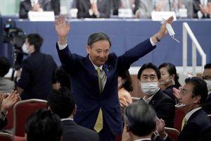 Ông Suga Yoshihide thắng áp đảo tại đại hội đảng LDP