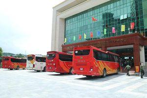 Trục xuất 113 công dân Trung Quốc tại Cửa khẩu Quốc tế Lào Cai