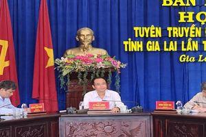 Đảng bộ tỉnh Gia Lai chuẩn bị tổ chức Đại hội đại biểu lần thứ XVI, nhiệm kỳ 2020 - 2025