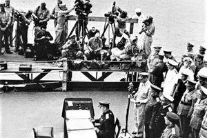 Nga khôi phục lễ kỷ niệm ngày chiến thắng Đế quốc Nhật Bản