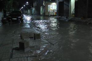 TP Biên Hòa: Xây nhà lấn suối khiến cả khu dân cư ngập lụt