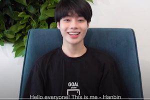 Hanbin - chàng thực tập sinh người Việt khiến fan thế giới nức nở hậu I-Land