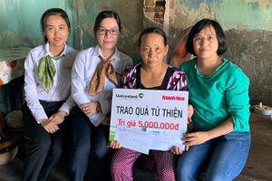 Bạn đọc ủng hộ 36 triệu đồng cho bà Nguyễn Thị Quyên