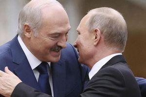 Bước đi thông minh của ông Putin ở Belarus