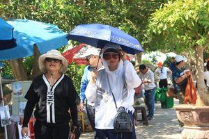 Du lịch Đà Nẵng phải tránh phụ thuộc khách Hàn và Trung