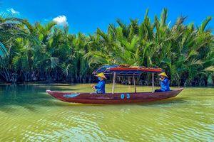Nhiều điểm du lịch ở Quảng Nam đón khách trở lại