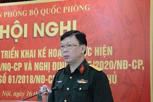 Bồi dưỡng kiến thức nghiệp vụ cho đội ngũ cán bộ quân đội làm công tác cải cách hành chính