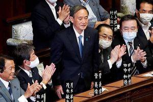 Chính thức trở thành Thủ tướng Nhật, ông Suga tuyên bố thành viên nội các mới