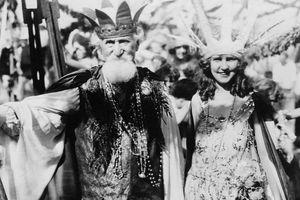 Điều ít biết về cuộc thi Hoa hậu Mỹ đầu tiên 100 năm trước