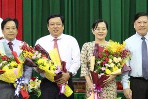 Giám đốc Sở GTVT được bầu làm Phó Chủ tịch UBND tỉnh Vĩnh Long