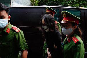 Bà Lê Thị Thanh Thúy: 'Ông Tài có quan hệ khá thân với người nhà của tôi'