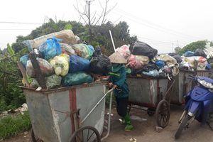 Gỡ vướng trong thu gom rác ở ngoại thành