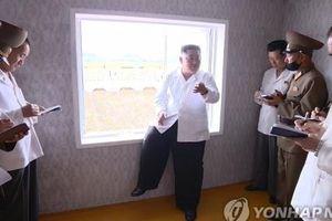 Thiên tai- kẻ thù lớn nhất của nhà lãnh đạo Kim Jong-un
