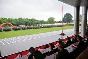 Các học viện, nhà trường quân đội khai giảng năm học 2020-2021