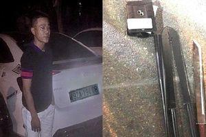 Truy ô-tô gây tai nạn bỏ chạy
