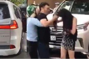 'Tiểu tam' Lexus LX570 bị đánh ghen: 3 cách trị chồng ngoại tình?