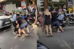 Vụ đánh ghen chồng chở bồ trên xe Lexus LX570: Người chồng bị xử sao?