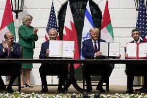 Israel bình thường hóa quan hệ với UAE và Bahrain: Người vui, kẻ buồn
