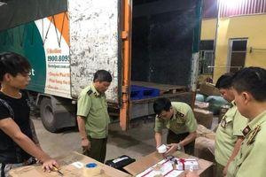 Lợi dụng dịch vụ của Viettel chuyển phát nhanh hàng nghìn sản phẩm nghi nhập lậu