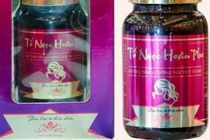Thực phẩm BVSK Đại Tràng Khang, Mộc Linh Chi – Body Weight, Tố Ngọc Hoàn Plus có dấu hiệu lừa dối người tiêu dùng