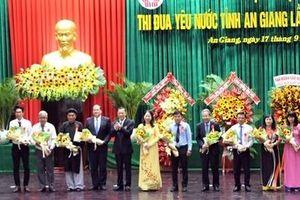 An Giang tổ chức Đại hội thi đua yêu nước lần thứ VI