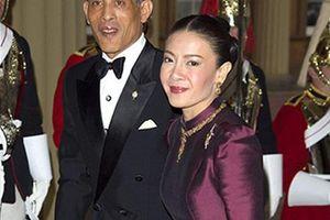 Người vợ xuất thân thường dân, từng làm phục vụ bàn của Vua Thái Lan nhận kết cục cay đắng ra sao?