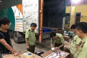 Bắt vụ vận chuyển hàng lậu qua bưu cục