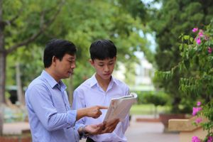 Nam sinh Quảng Trị tự tin chiến thắng chung kết 'Đường lên đỉnh OLYMPIA'