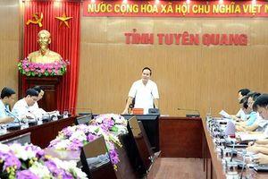 Tuyên Quang phấn đấu giảm tỷ lệ hộ nghèo toàn tỉnh dưới 10%