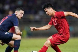 Vì sao kình địch của tuyển Việt Nam bỗng dưng tụt hạng?