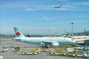 Ngành hàng không Canada trong cơn khủng hoảng