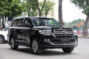 Triệu hồi xe tiền tỷ Toyota Land Cruiser, Alphard bán tại Việt Nam
