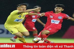 Giải vô địch U17 quốc gia 2020: U17 Thanh Hóa nhận thất bại đáng tiếc ở phút bù giờ