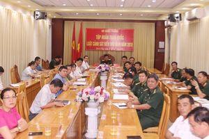 Hội nghị trực tuyến toàn quốc tập huấn Luật Cảnh sát biển Việt Nam