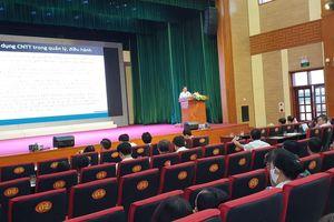 Hải Phòng: Hướng tới xây dựng môi trường giáo dục thông minh
