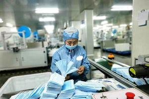 Gần cả tỉ chiếc khẩu trang Việt Nam đã được xuất ngoại