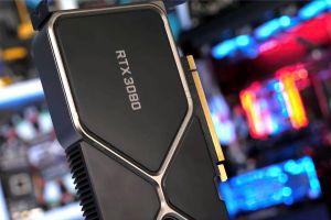 NVIDIA RTX 3080 bị nhà đầu cơ săn lùng