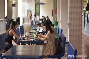 Singapore: Sinh viên quốc tế trở lại trường