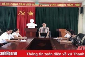 Nâng cao chất lượng, hiệu quả công tác kiểm tra, giám sát ở Đảng bộ huyện Đông Sơn