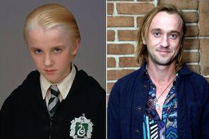 Ngoại hình thay đổi của phù thủy Malfoy 'Harry Potter' ở tuổi 33