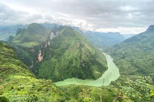Những góc khác của sông Nho Quế